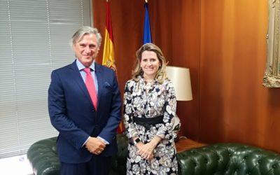 Foro MADCargo traslada a la Directora General de Aduanas la propuesta de crear una Mesa de Coordinación de la Carga Aérea